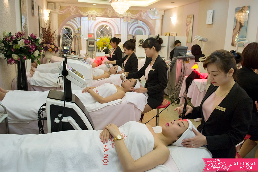 Thẩm mỹ Hồng Kông - địa chỉ làm đẹp được hàng nghìn chị em phụ nữ tin chọn