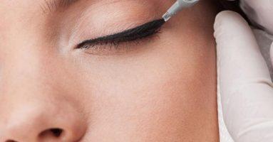 Tư vấn làm đẹp: Có nên phun mí mắt không?
