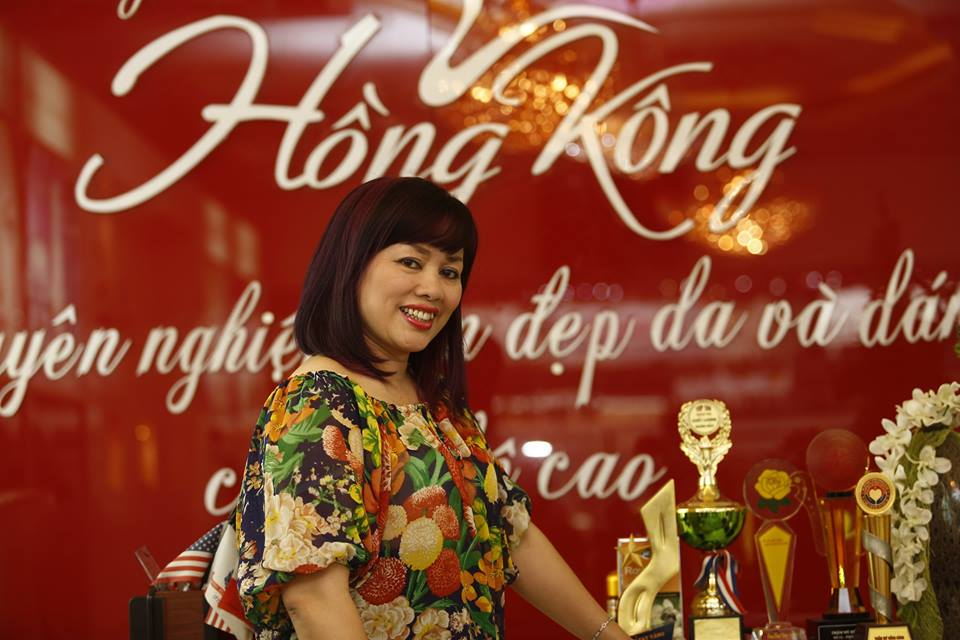 Chuyên gia Tô Thị Phượng - Giám đốc Thẩm mỹ Hồng Kông 51 Hàng Gà
