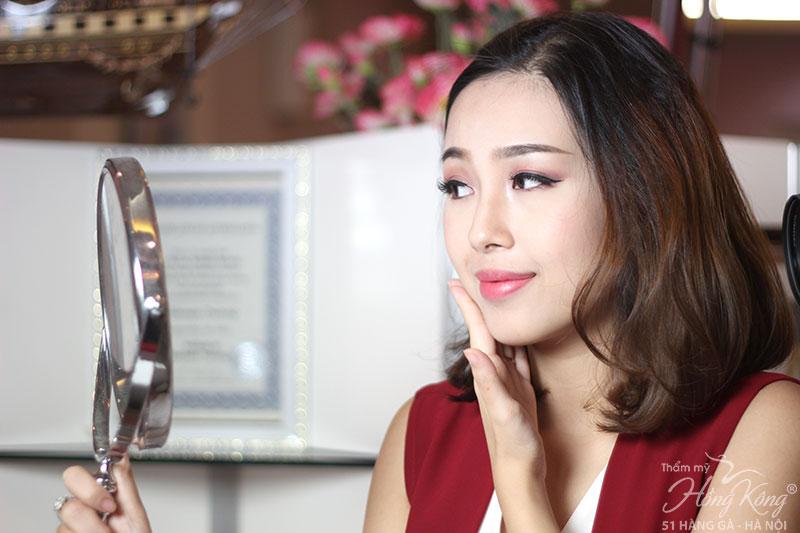 Xăm mí mắt dưới tại thẩm mỹ Hồng Kông được thực hiện như thế nào?