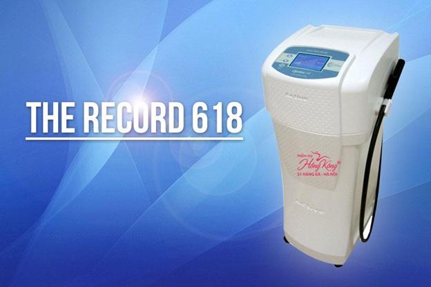 Công nghệ trị mụn hiện đại nhất thế giới The Record 618