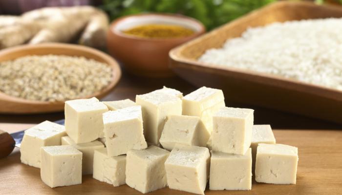 Thực phẩm trẻ hóa da đến từ đậu hũ