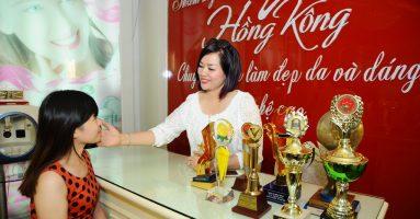 Địa chỉ trị mụn uy tín ở Hà Nội