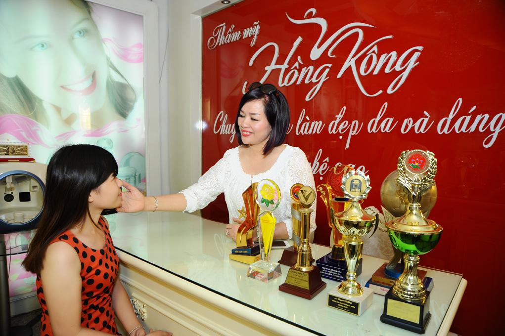Chia sẻ địa chỉ trị mụn uy tín ở Hà Nội