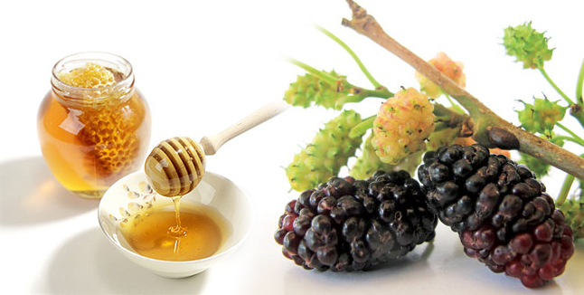 Mặt nạ dâu tằm và mật ong được rất nhiều chị em yêu thích và sử dụng