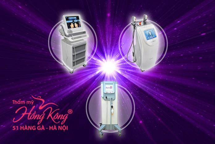 Thermage, HIFU Ultraformer và Ultherapy là Top 3 công nghệ trẻ hóa da hiện đại nhất thế giới