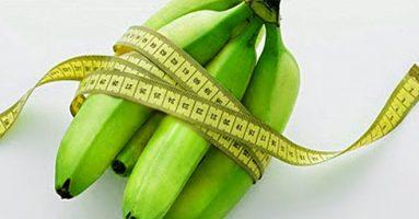 Chuối xanh – biện pháp giảm mỡ bụng hiệu quả trong 2 tuần