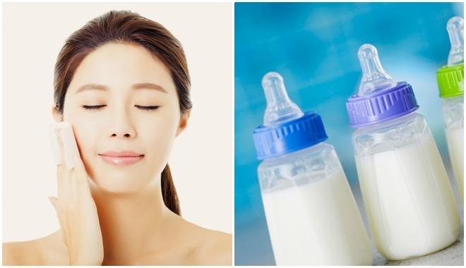 """Sữa mẹ chính là """"mỹ phẩm tự nhiên"""" có khả năng chăm sóc, nuôi dưỡng làn da"""