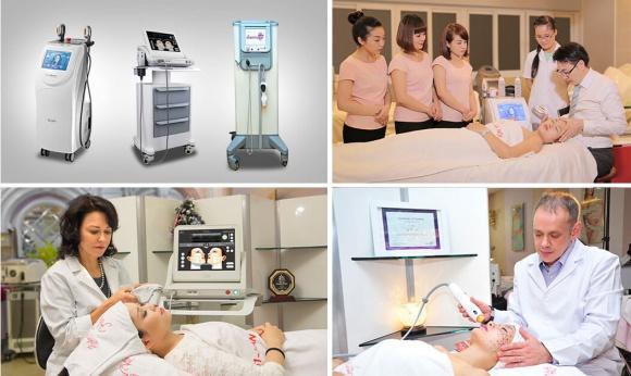 Bộ 3 công nghệ trẻ hóa da Thermage, Ultherapy và HIFU Ultraformer