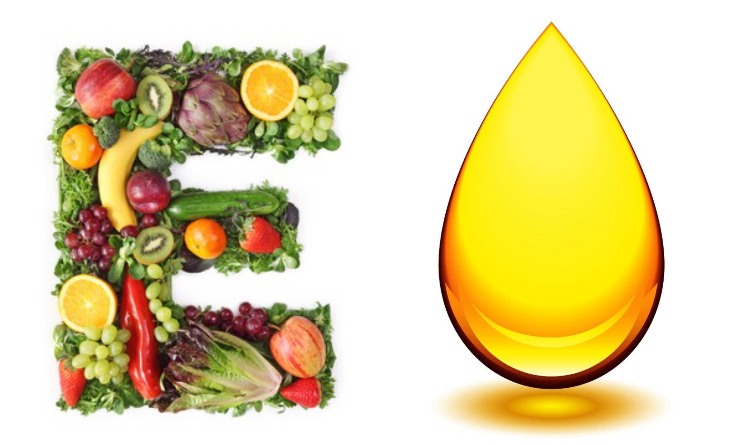 Vitamin E, cùng với vitamin C và vitamin A là 3 vitamin quan trọng trong cuộc chiến chống lão hóa, mang lại sự tươi trẻ cho làn da