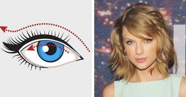 Cách vẽ mí mắt đẹp cho từng dáng mắt