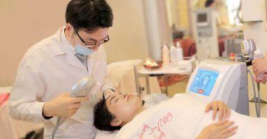 Căng da mặt bằng công nghệ HIFU Ultraformer có đau không?