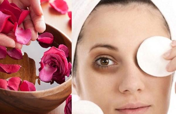 Nước hoa hồng có khả năng chống viêm, làm sạch da nhờn giúp làn da căng mịn và rạng rỡ