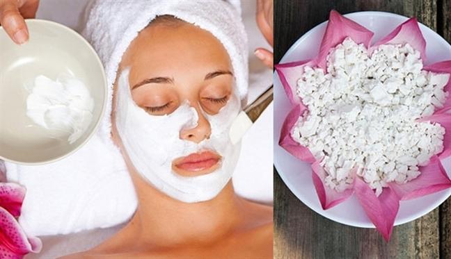 Sở dĩ bột sắn dây được sử dụng để căng da mặt, chống lão hóa là vì nó rất giàu các chất chống oxy hóa