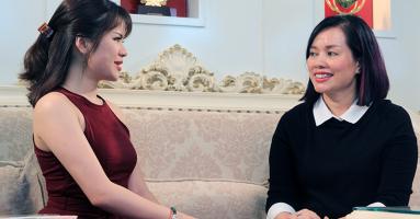 Phỏng vấn chuyên gia Phượng Hồng Kông: Có nên phun mí mắt không?