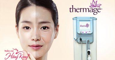 Trẻ hóa da bằng Thermage và những câu hỏi thường gặp
