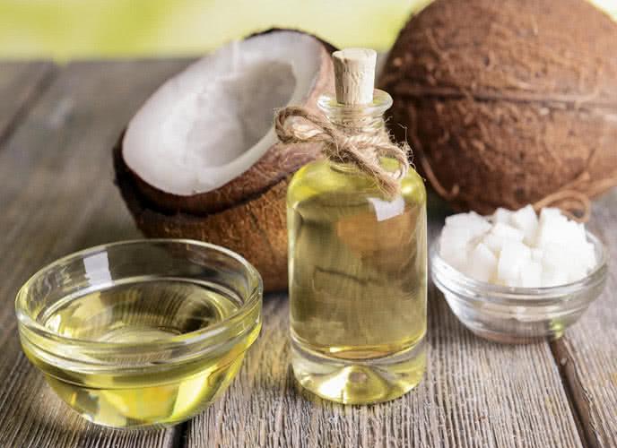 Mặt nạ dầu dừa nguyên chất