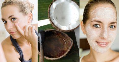 """Học ngay cách trẻ hoá làn da với dầu dừa """"chuẩn"""" như Spa"""