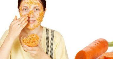 """Sở hữu làn da đẹp """"không tuổi"""" nhờ mẹo căng da mặt bằng cà rốt"""