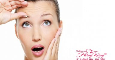 Căng da trán đơn giản và hiệu quả ngay tại nhà, bạn có tin?