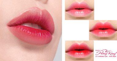 Phun môi ở đâu đẹp nhất và lên màu tự nhiên nhất?